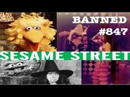The Wicked Witch Visits Sesame Street - Banned Episode -847 (1976)