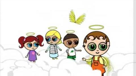 Angels of Jarm (Children's TV Show; 2007)