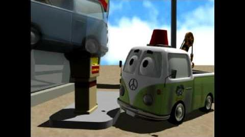 The Little Cars Film series (Lost Venezuelan Redubs)