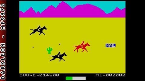 Dodge City 2(lost ZX Spectrum game)