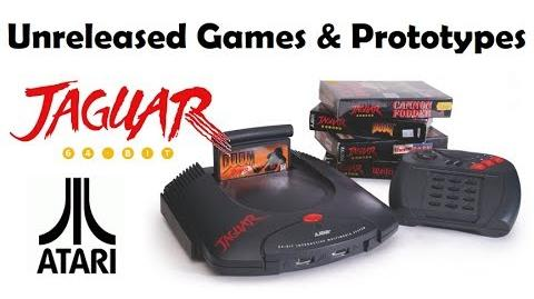 Kylrbyte (Supposedly cancelled Atari Jaguar homebrew game)