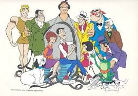 Will The Real Jerry Lewis Please Sit Down? (partially found animated series; 1970-1972)