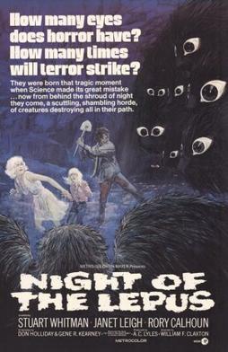 Night of the Lepus (1972) Radio Spot