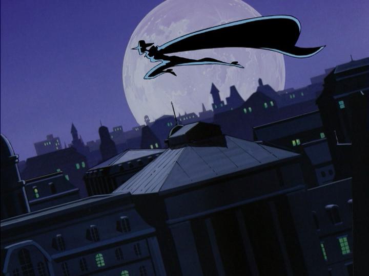 Cybersix (full theme songs of animated TV adaptation; 1999)