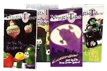 VeggieTales STARS Classroom Editions VHS (1998)