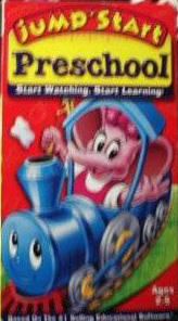 JumpStart Videos (Rare Direct-to-VHS Series)