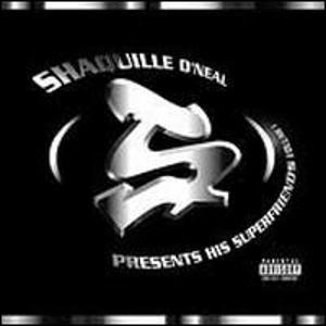 """Shaquille O'Neal Unreleased Album """"Shaquille O'Neal Presents: His Superfriends Vol. 1"""" (2001)"""