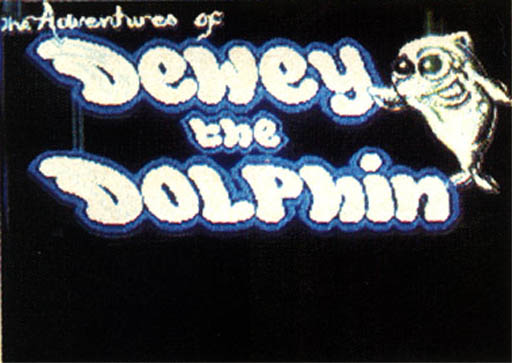 The Adventures of Dewey the Dolphin (Unreleased 1991 Video Game)