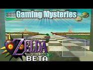 Gaming Mysteries- Zelda Gaiden-Majora's Mask Beta (N64)