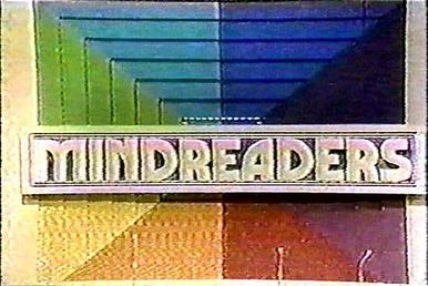 Mindreaders (Lost 1979-1980 Game Show)