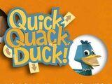 Quick Quack Duck (Zack & Quack Pilot)