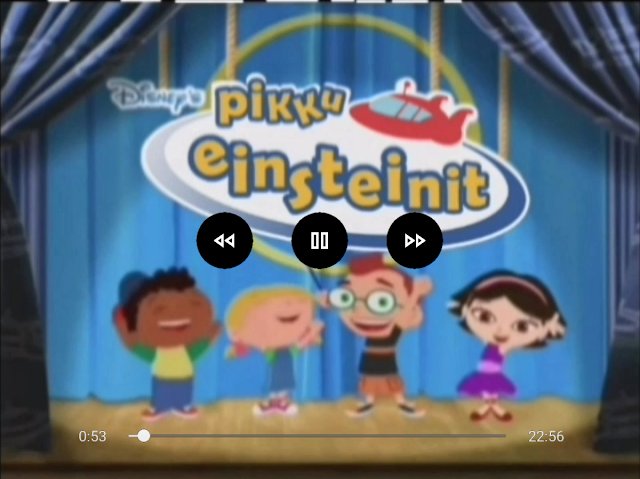 Little Einsteins (Lost Various dubs)