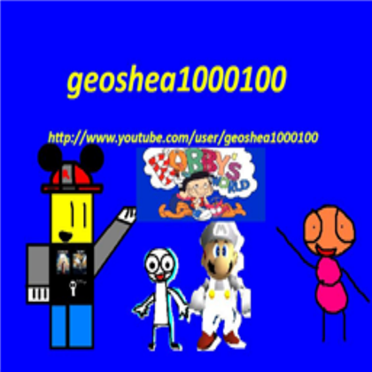 Geoshea2000's Lost Videos (2010-2012)