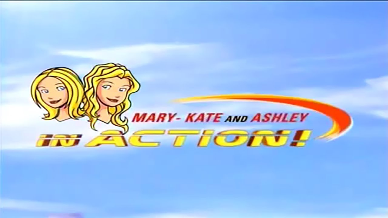 Mary-Kate and Ashley in Action! (2001-2002 Missing Episodes IN ENGLISH)