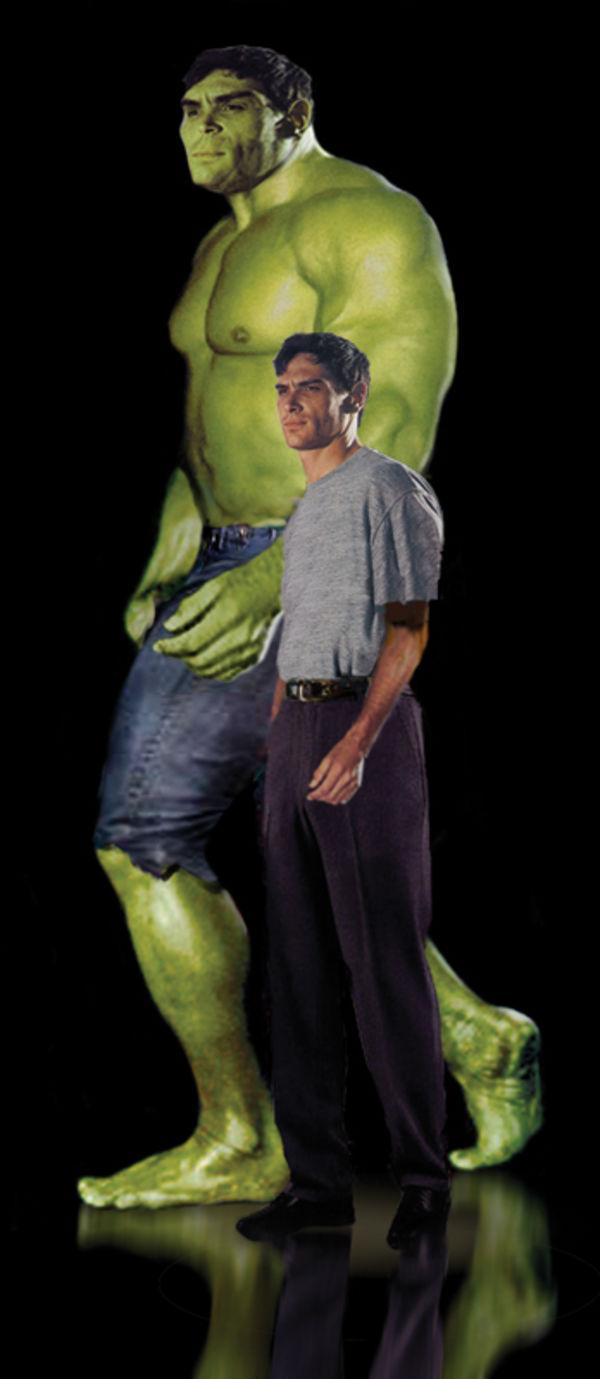 Hulk (Jonathan Hensleigh)
