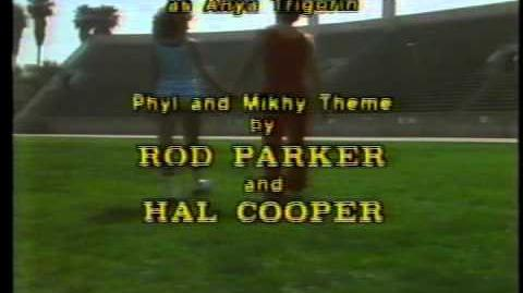 PHYL_AND_MIKHY_Closing_Credits_Short-lived_1980_CBS_SITCOM