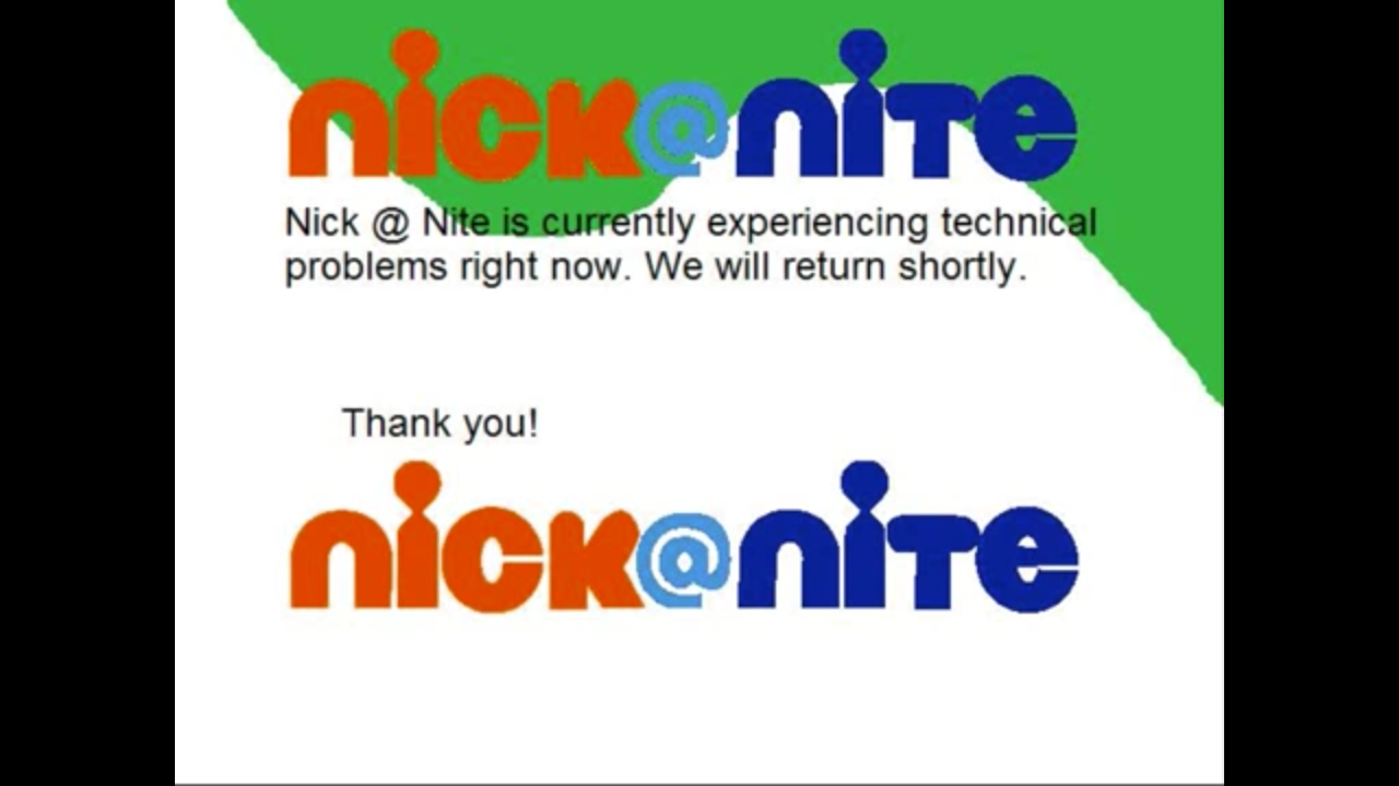 Nickelodeon Logo Change Video (2009)