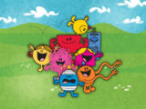 The Mr. Men Show (Lost season 3 and Miss calamity spinoff)
