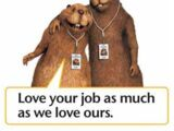 Bell Canada Beavers Ad Campaign