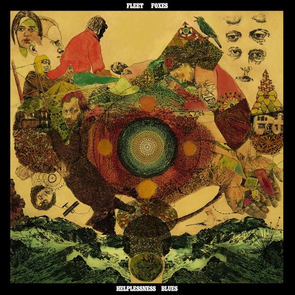 "Fleet Foxes Album ""Helplessness Blues"" (Missing 2009-2011 Tracks)"