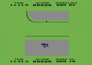 Horror Drive(lost Commodore 64 game)