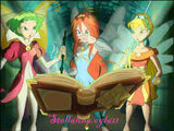 Magic Bloom (Lost 1999 Winx Club Pilot)