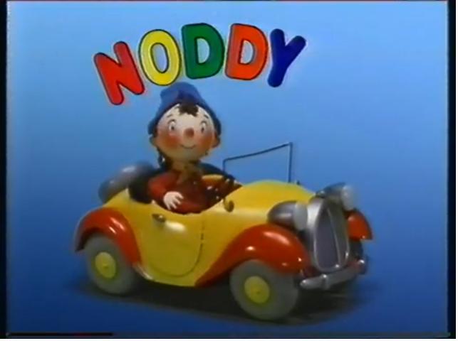 Noddy (Noddy's Toyland Adventures German Dub)