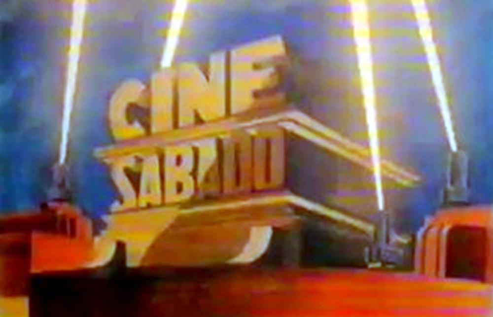 Cine Sabado logo (2008)