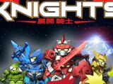Tenkai Knights (Partially Found Latin Spanish Dub of Anime Show, 2014)