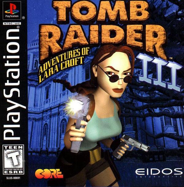 Tomb Raider III: Adventures of Lara Croft (Cut Content; 1998)