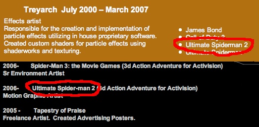 Ultimate Spiderman 2 Cancelled Game (2006)