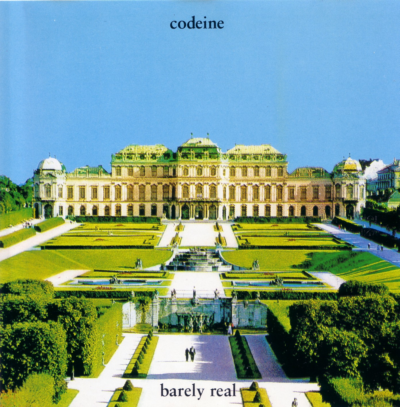 """Codeine EP """"Barely Real"""" (Missing 1990s Tracks)"""