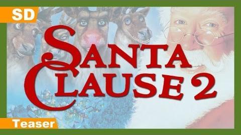 Santa Clause 2 (2002) Teaser