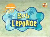 SpongeBob SquarePants (French Dub) (Partially Found TFOU France Airings)