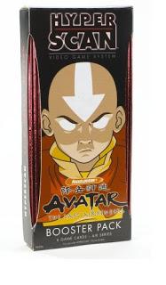 Mattel Hyperscan: Avatar: The Last Airbender & Nick Extreme Sports