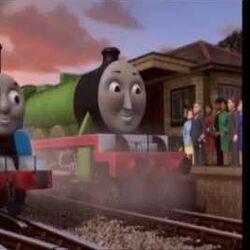 Thomas & Friends (Partially Found Hindi Dub)