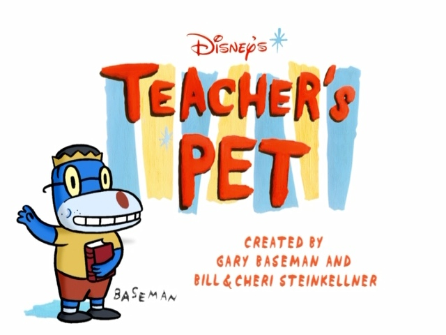 Disney's Teacher's Pet (Missing ABC/Toon Disney Recordings)