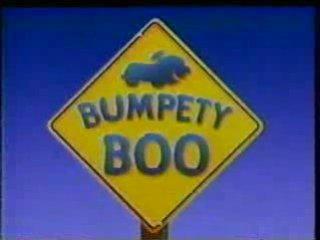 Bumpety Boo (partially found Saban English dub of anime series; 1989)