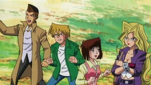 Yu-Gi-Oh! - Kids' WB! Exclusive Mergers