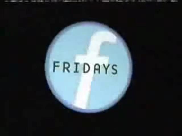 Cartoon Network's Fridays (September 5-26, 2003)