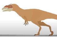 Megaraptor? colseup