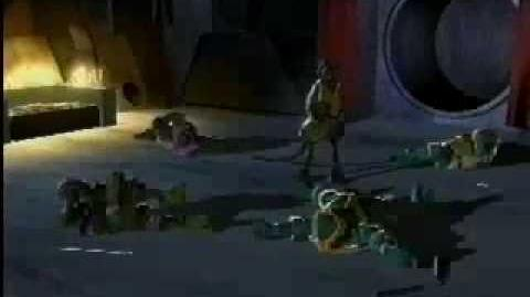 Teenage Mutant Ninja Turtles Unknown CGI Pilot
