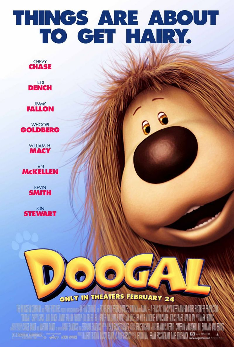 Doogal (lost original Butch Hartman version of animated film; 2006)