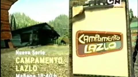 Camp Lazlo (Lost Castillian Spanish Dub)