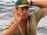 Steve Irwin (Lost death tape)