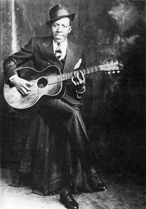 Robert Johnson (Missing 1930s Tracks)