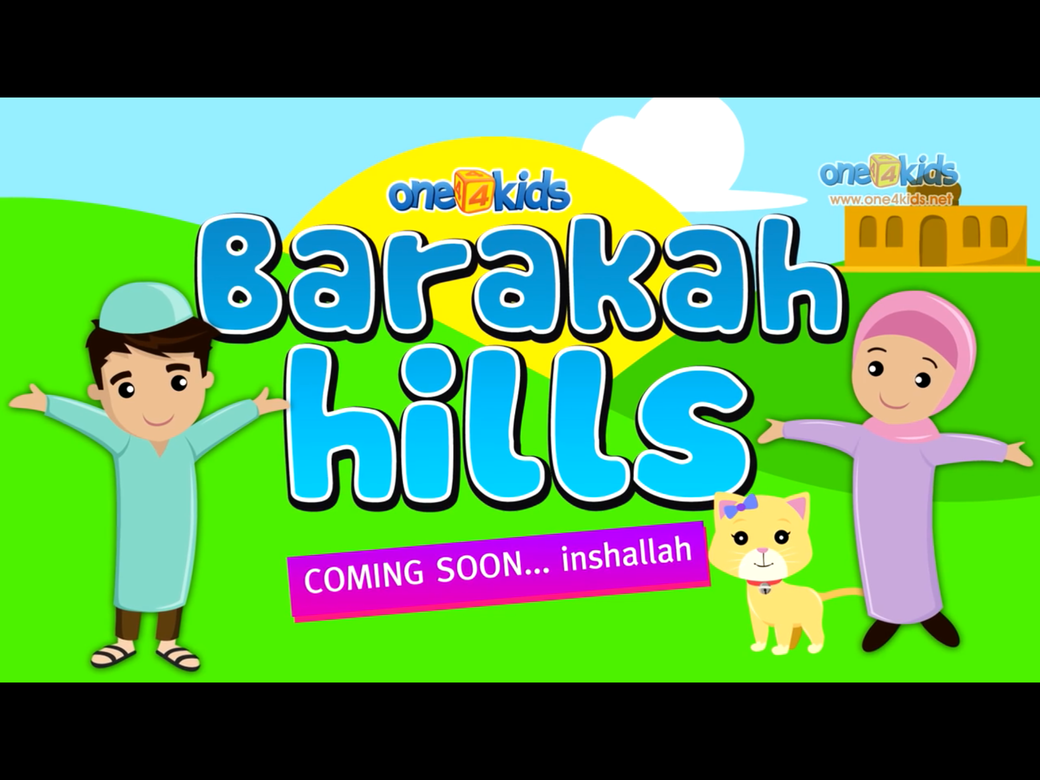 Barakah Hills (Lost Australian Children's series)