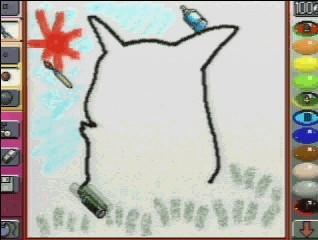 Mario Artist Unreleased Games (1999-2000 N64DD games)