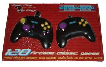 Gamezone 2 128-In-1(lost unlicensed NES plug n' play)