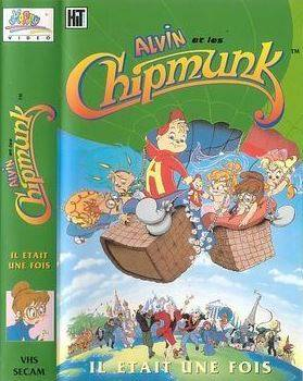 Alvin et les Chipmunks (AATC French co-production)